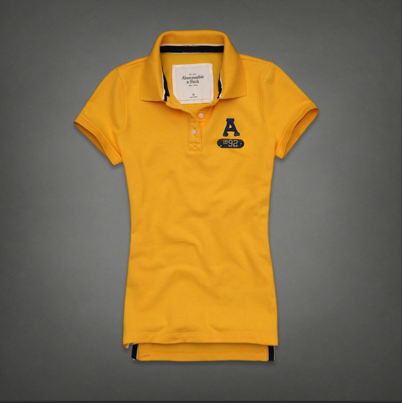 Camisa Polo Abercrombie & Fitch - Feminino