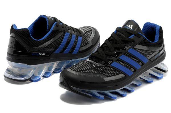 Adidas Springblade - Preto e Azul