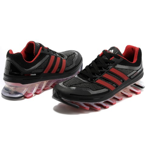 ... Adidas Springblade - Preto e Vermelho - GD IMPORTS ... 766c06758e9b7