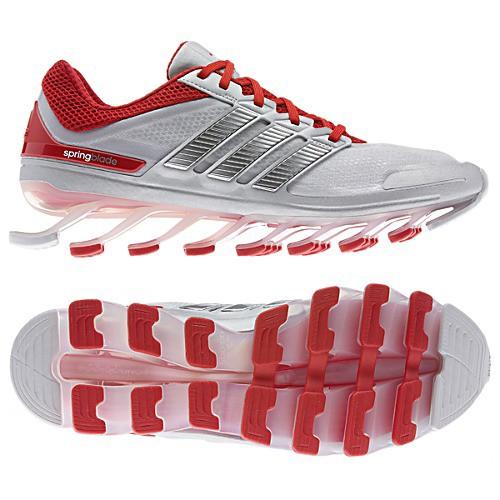 Adidas Springblade - Branco e Vermelho - GD IMPORTS ... 66238d2e329fb