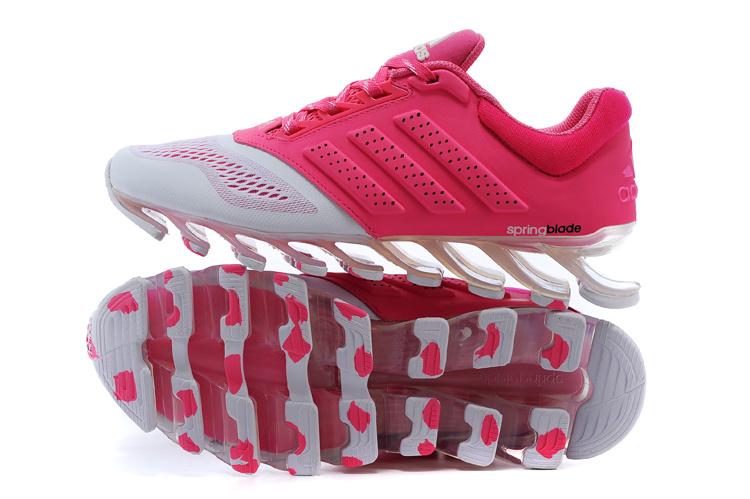 Adidas Springblade Drive 2.0 Rosa com Branco Feminino