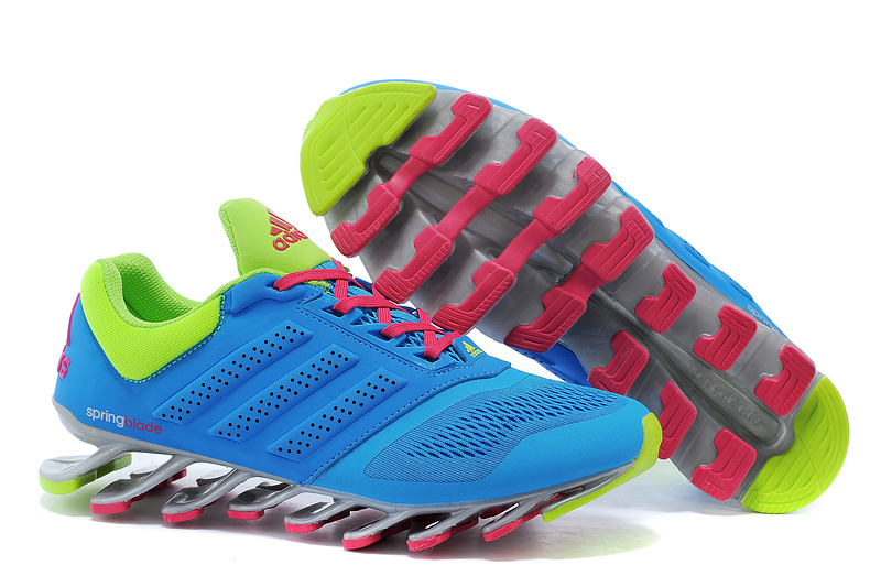 adidas springblade drive 2 0 azul celeste e verde rh gdimports com