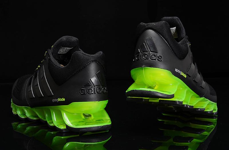 Adidas Springblade Drive 2.0 Preto e Verde