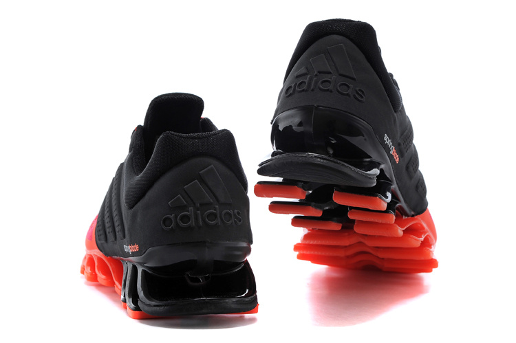 Adidas Springblade Drive 2.0 Preto e Laranja