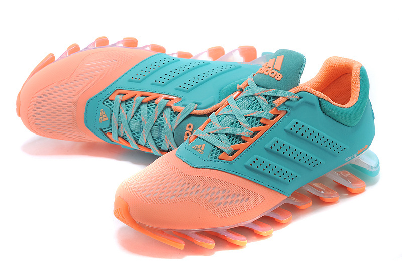 Adidas Springblade Drive 2.0 Azul Alaranjado