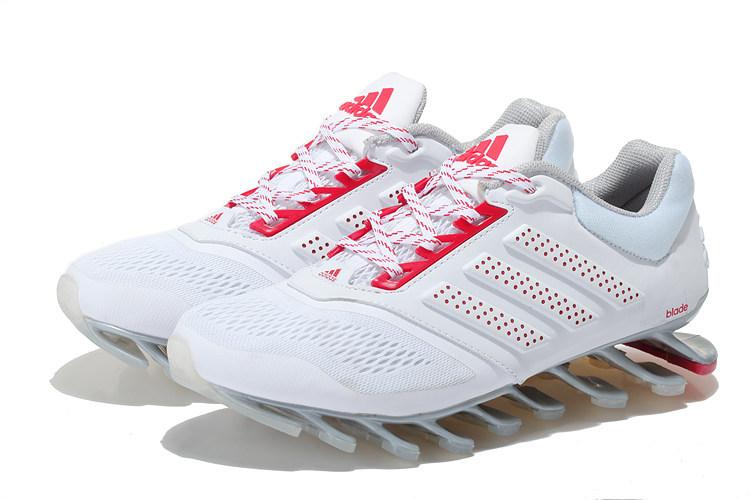 Adidas Springblade Drive 2.0 Branco e Vermelho