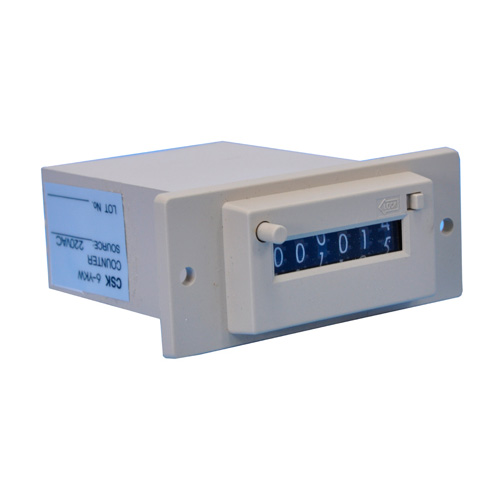 Contador de Pulsos Eletromecânico CSK6-YKW 220V JNG
