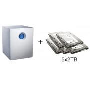 HD + Case LaCie 5big Network 2 10TB