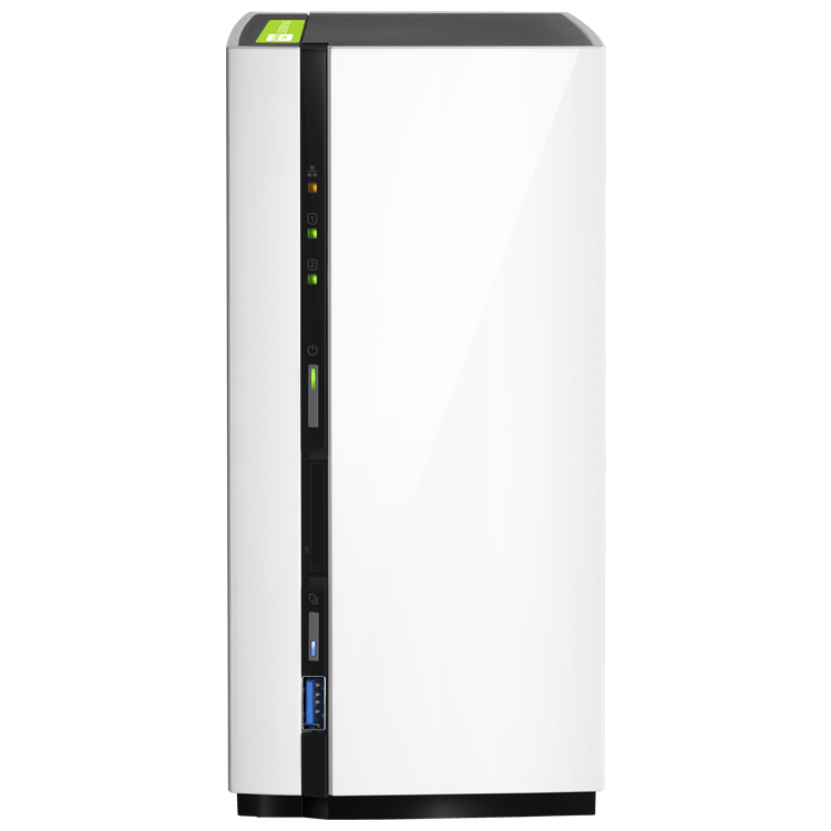 Case QNAP TS-228 2Bay 0TB  - Rei dos HDs