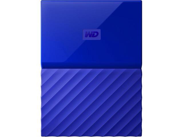 HD WD My Passport Azul 3TB  - Rei dos HDs
