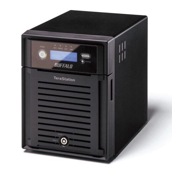 HD Buffalo TeraStation ES 4TB  - Rei dos HDs
