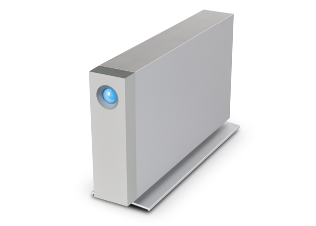 HD LaCie D2 Thunderbolt 2 3TB  - Rei dos HDs