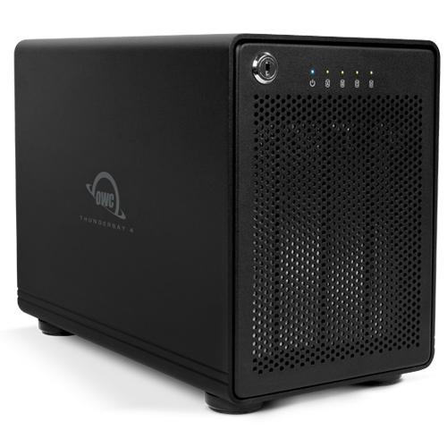 HD + Case OWC ThunderBay 4 Thunderbolt 2 8TB  - Rei dos HDs
