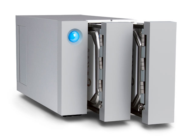 HD Lacie 2Big Thunderbolt 2 12TB  - Rei dos HDs