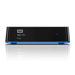 Media Center WD TV Play  - Rei dos HDs