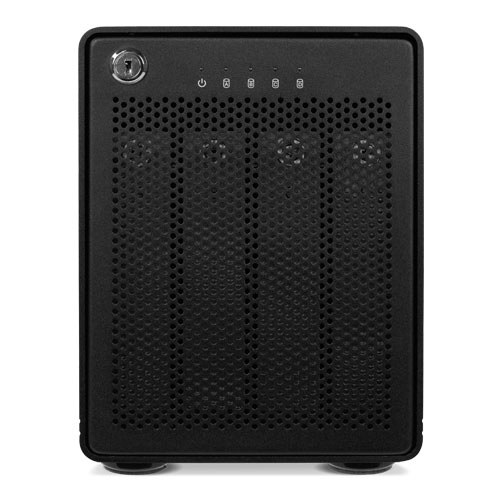 HD + Case OWC ThunderBay 4 Thunderbolt 2 20TB  - Rei dos HDs