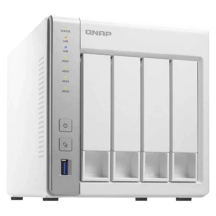 HD + Case QNAP TS-431P 40TB  - Rei dos HDs