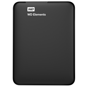 HD WD My Elements 1TB  - Rei dos HDs