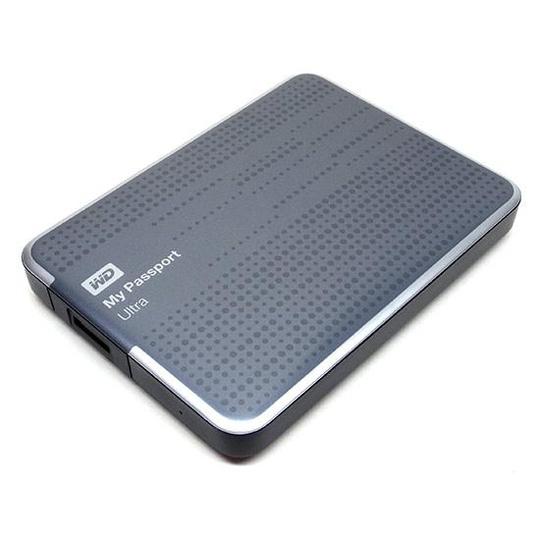 HD WD My Passport Ultra Grey 1TB  - Rei dos HDs