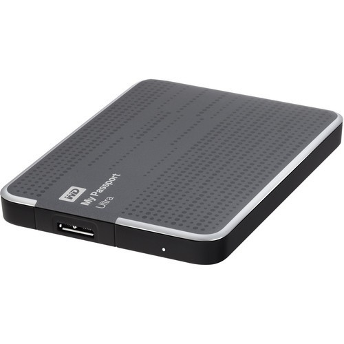 HD WD My Passport Ultra Titanium 1TB  - Rei dos HDs