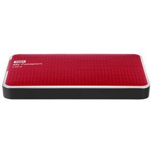 HD WD My Passport Ultra Red 1TB  - Rei dos HDs
