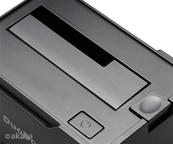 Dock Akasa DuoDock X USB 3.0 1HD  - Rei dos HDs