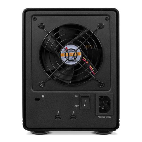 Case OWC ThunderBay 4 Thunderbolt 2 0TB  - Rei dos HDs