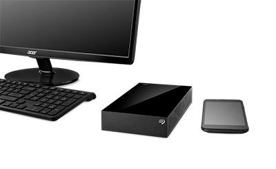 HD Seagate BackUp Plus 8TB  - Rei dos HDs
