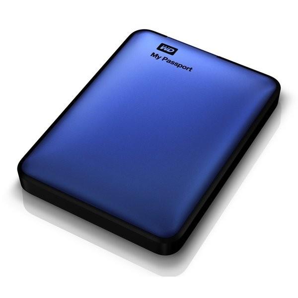 HD WD My Passport Azul 1TB  - Rei dos HDs