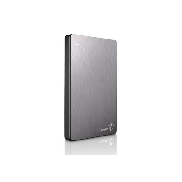 HD Seagate BackUp Plus Slim Prata 1TB  - Rei dos HDs