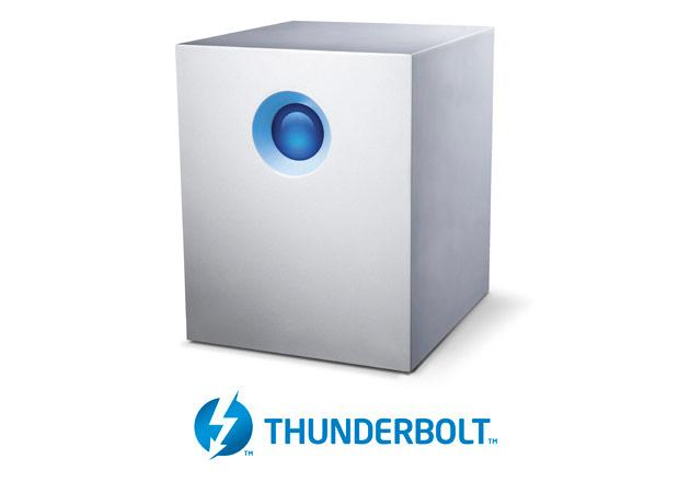 HD Lacie 5Big Thunderbolt 2 10TB  - Rei dos HDs