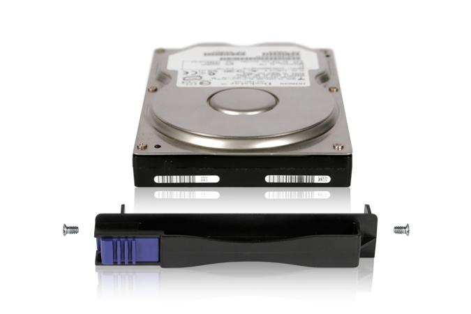 HD + Case Icy Dock Black Vortex 8TB  - Rei dos HDs