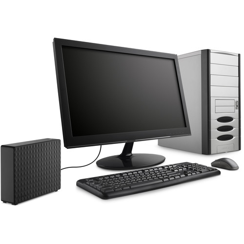 HD Seagate Expansion Desktop New 4TB  - Rei dos HDs