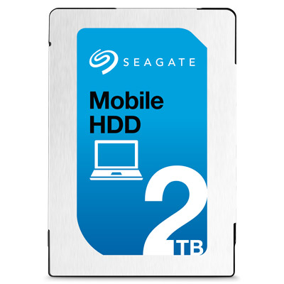 HD Seagate BarraCuda Mobile HDD 2.5 2TB  - Rei dos HDs