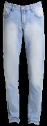 Calça masc. slim jeans claro