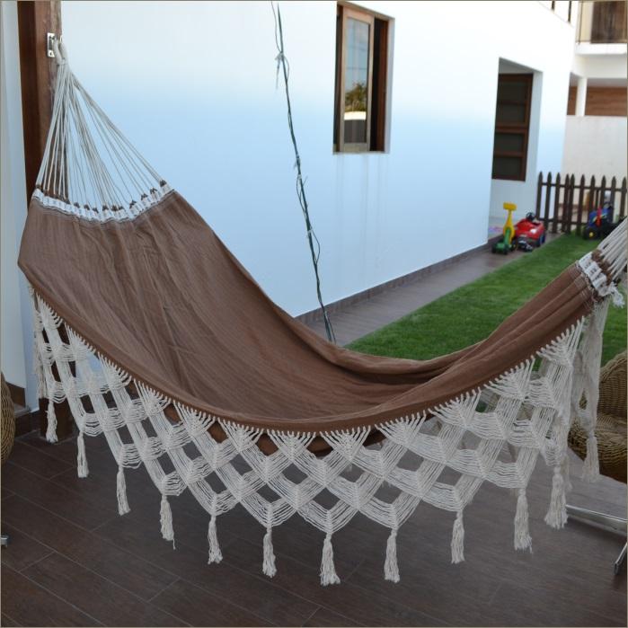 Rede de Dormir e Descansar Casal Jaguaruana