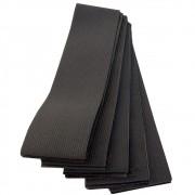 Faixa Elástica com Velcro para Eletrodos de silicone