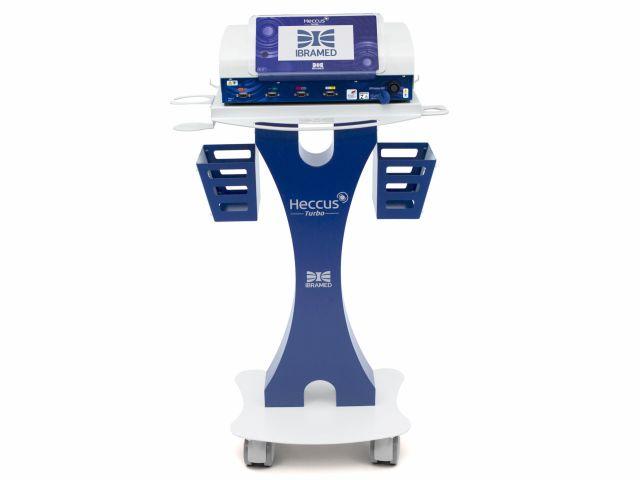 HECCUS TURBO® - Terapia Combinada e Eletroporação - IBRAMED  - HB FISIOTERAPIA