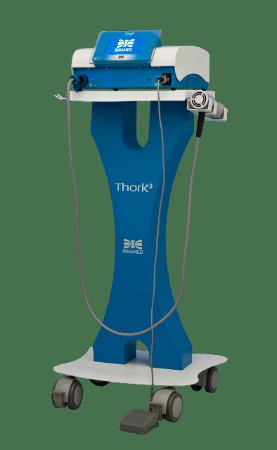 Thork Shock Wave Ibramed Com Rack   - HB FISIOTERAPIA