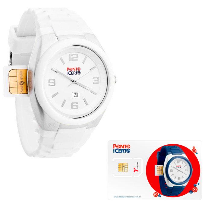 Relógio Classic - Bilhete Único