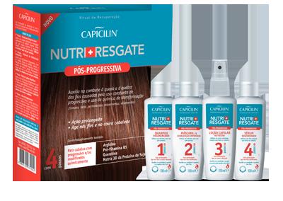 Kit Nutri+Resgate