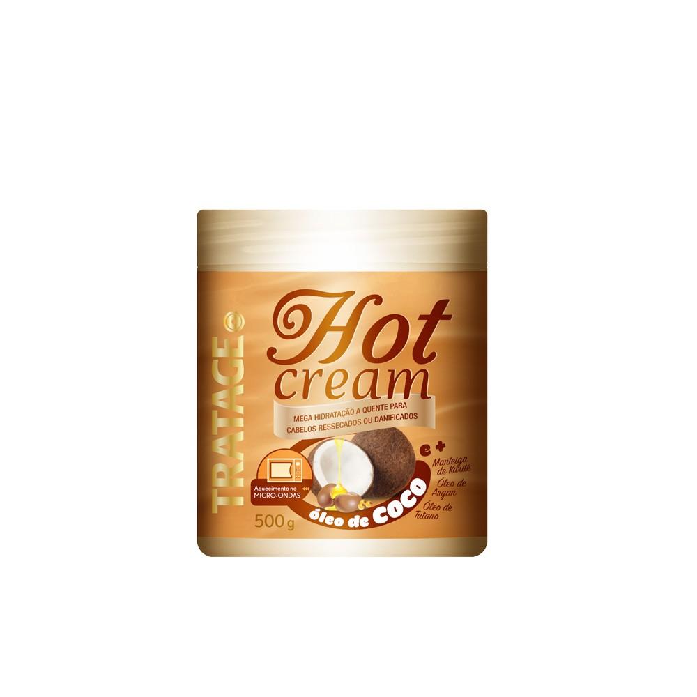 Hot Cream Tratage Coco 500g