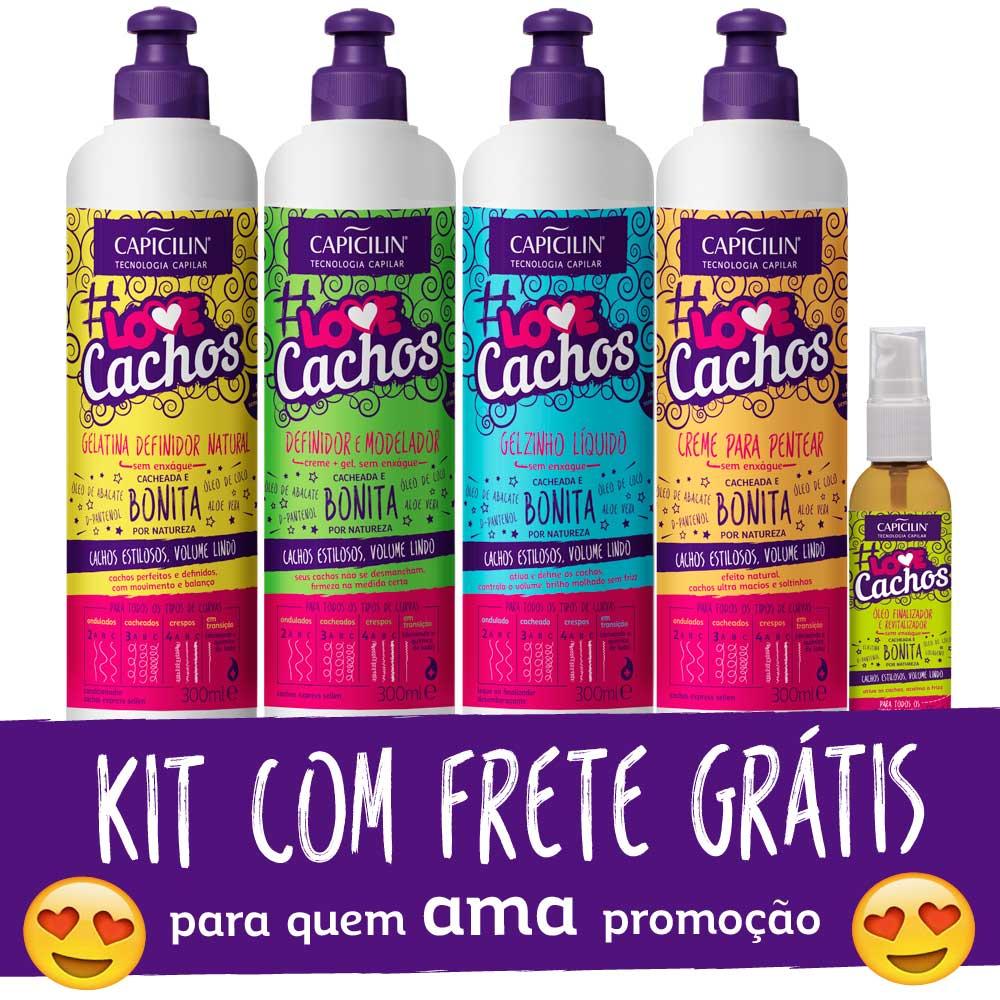 KIT #LOVECACHOS