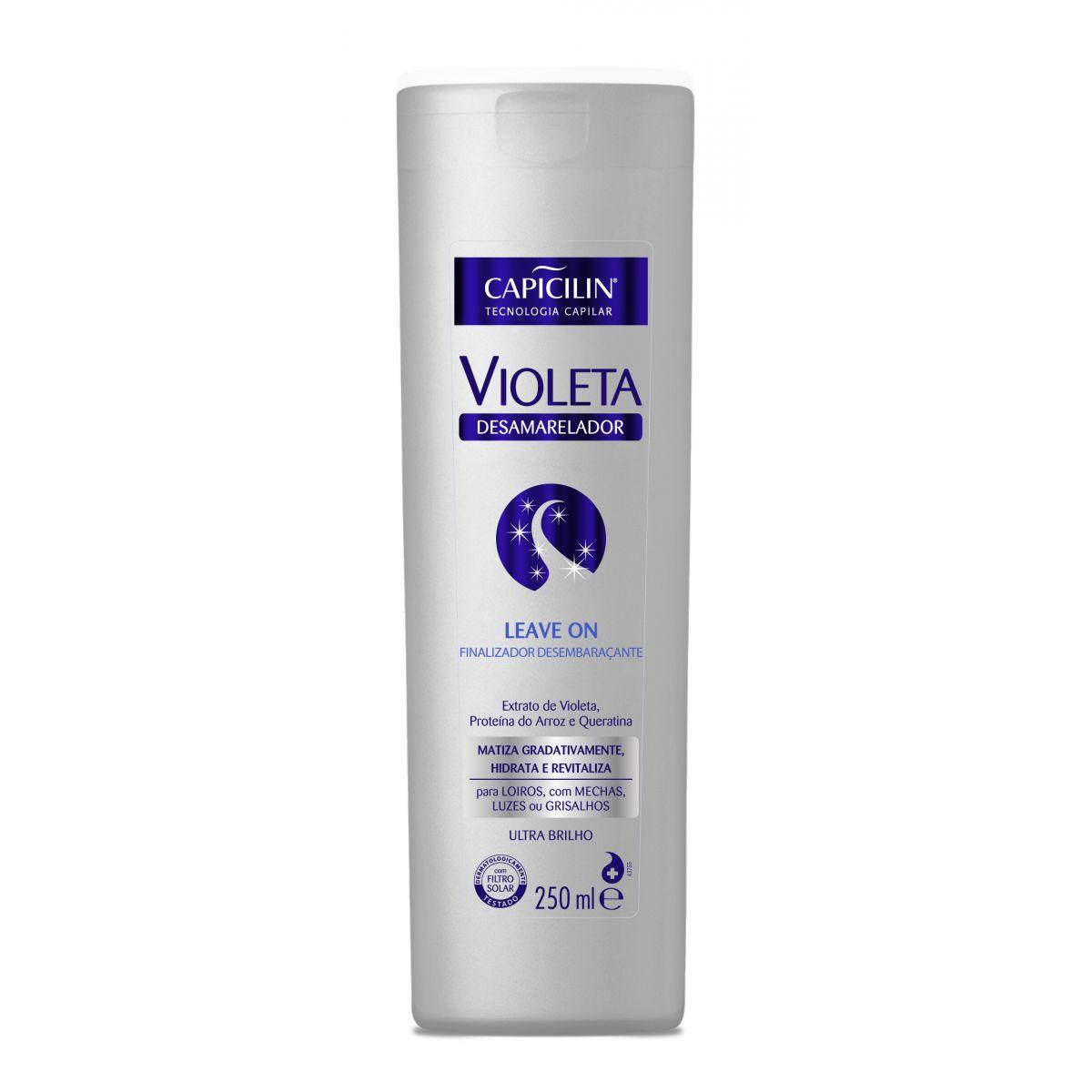 Leave On Violeta Desamarelador 250ml