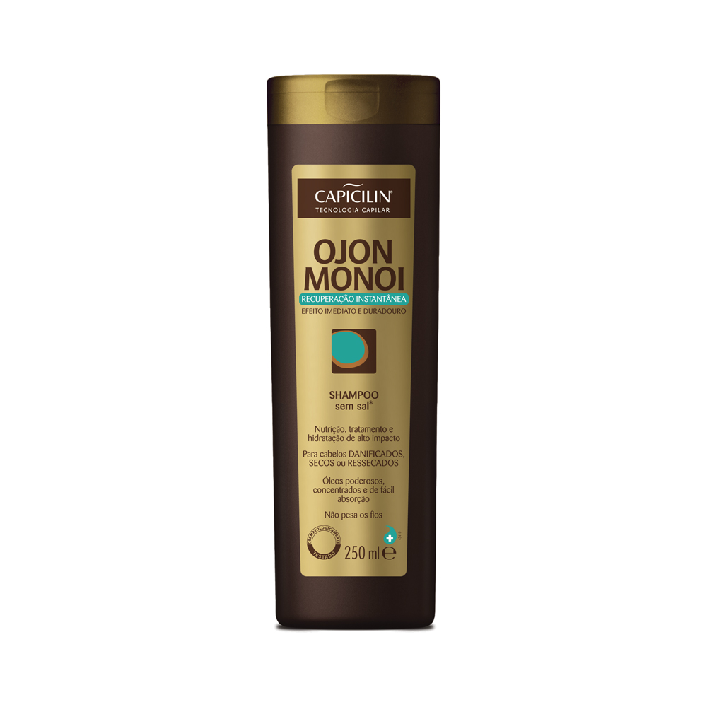Shampoo Capicilin Ojon Monoi 250ml