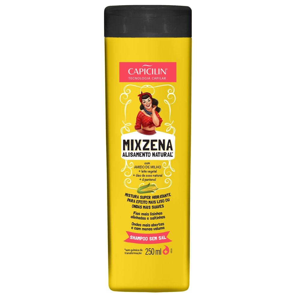 Shampoo Mixzena 250ml