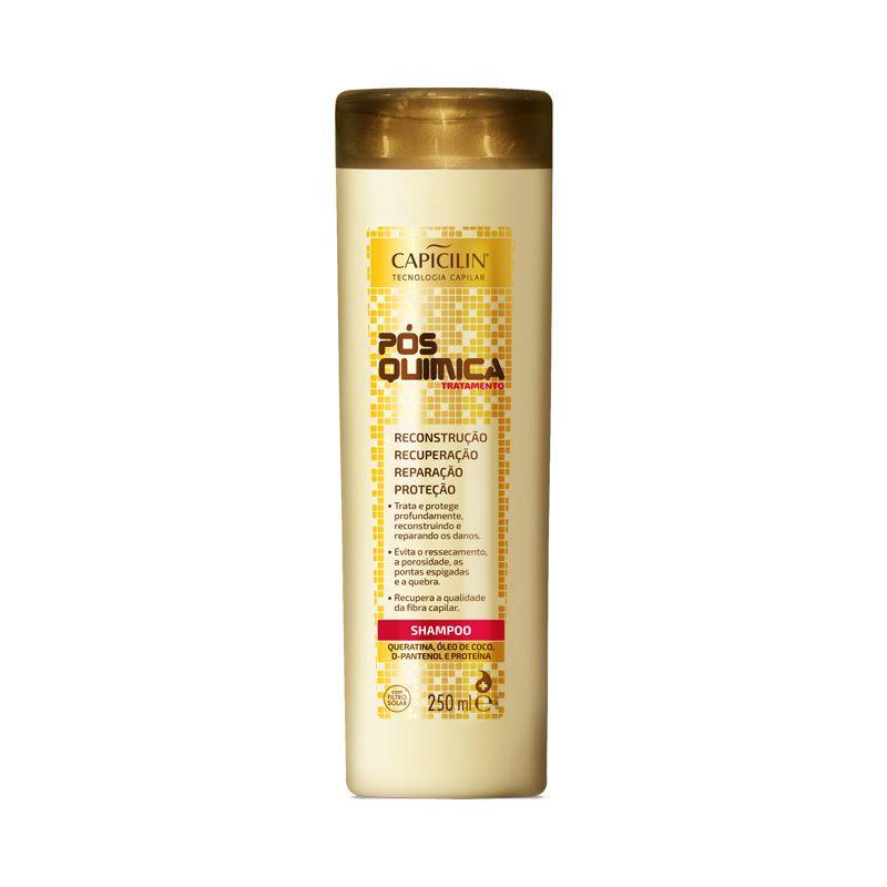 Shampoo Pós Química 250ml
