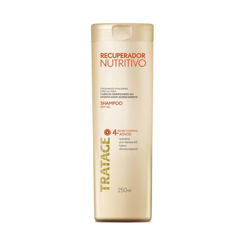 Shampoo Tratage Recuperador Nutritivo 250ml