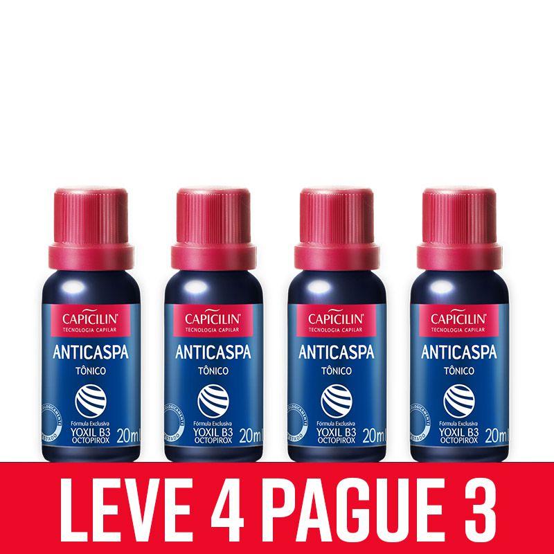 TÔNICO ANTICASPA LEVE 4 E PAGUE 3