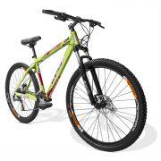 Bicicleta GTSM1 Advanced 2.0 aro 29 Kit Shimano Acera 27v. Hidráulico